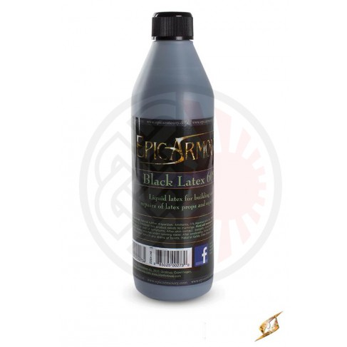 Latex Noir 500 ML