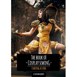 Kamui, The Book of Cosplay Sewing (ENGLISH)
