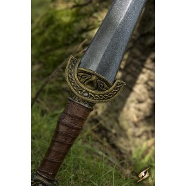 Celtic Leaf Sword  - 85 CM