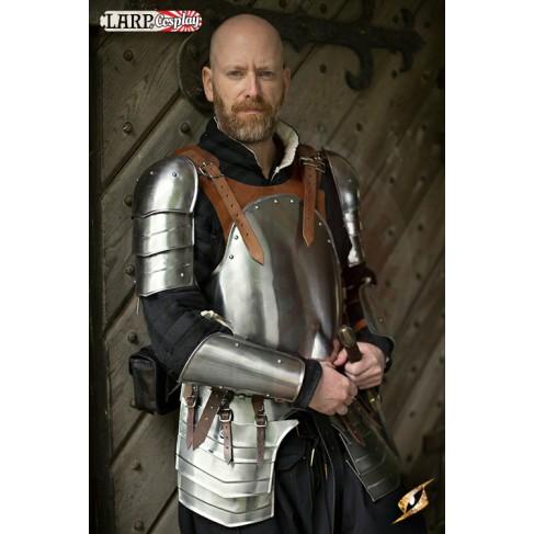 Armure de Mercenaire - M/L - Marron