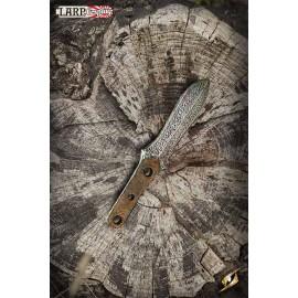 Couteau de lancer Bronze