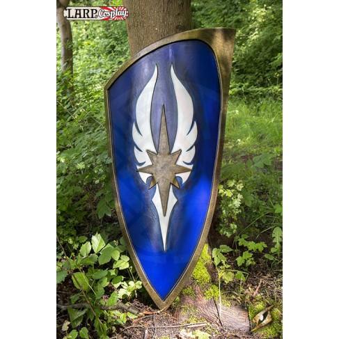 Bouclier Elfique - Bleu