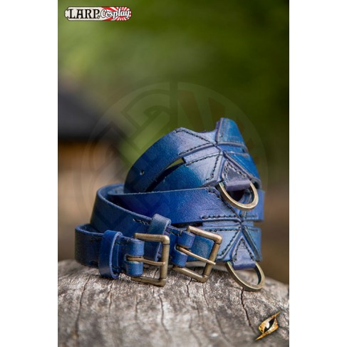 Ceinture Jumelle - Bleu
