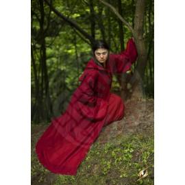 Robe Benedict (Rouge Foncé)
