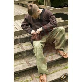 Pantalon Basique (Vert Dryad)