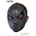 Masque trophée - Visage en toile