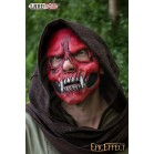 Masque trophée - Crâne rouge