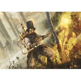 Affiche : Steampunk