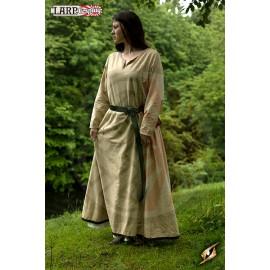 Basic Dress - Beige / Marron