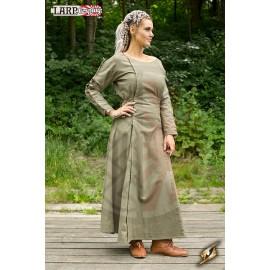 Robe de prêtresse - Vert Dryad