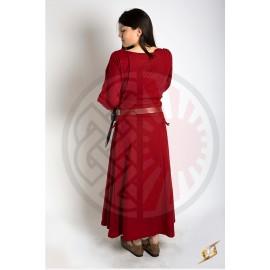 Robe de prêtresse - Rouge foncé