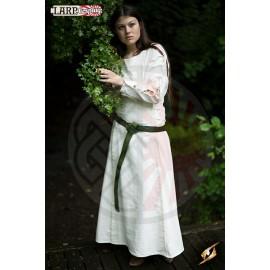 Robe de prêtresse - Blanche