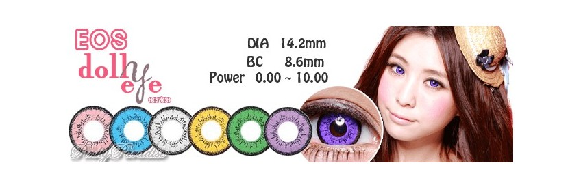 EOS Dolly Eye Series