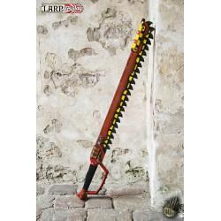 Epée Tronçonneuse