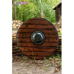 Bouclier Drang  Bois - ø70 cm