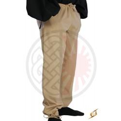 Pantalon Basique (Beige)