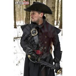 Pirate Baldric - Noir